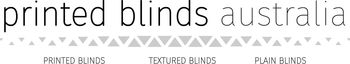 Printed Blinds Australia
